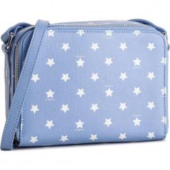 Torebka COCCINELLE - LIDV3 Mini Bag E5 DV3 55 H7 08 Mult.Cosmic M17. Niebieskie listonoszki damskie marki Coccinelle, ze skóry. Za 1149,90 zł.