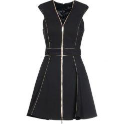 Sukienki hiszpanki: Elisabetta Franchi Sukienka koktajlowa black