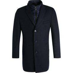 Płaszcze męskie: Bugatti Płaszcz wełniany /Płaszcz klasyczny blau