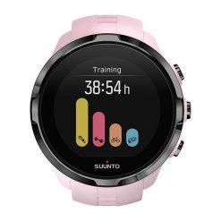 Zegarek unisex Suunto Spartan Sport Wrist Sakura HR SS022664000. Czarne zegarki męskie marki Suunto. Za 2199,00 zł.