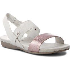 Rzymianki damskie: Sandały JANA – 8-28100-20 White 100