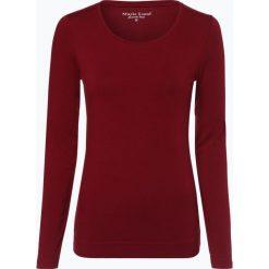Marie Lund - Damska koszulka z długim rękawem, czerwony. Czerwone t-shirty damskie Marie Lund, l, z bawełny. Za 69,95 zł.