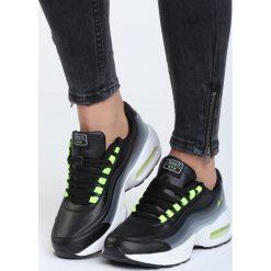 Czarne Buty Sportowe Objectifying. Czarne buty sportowe damskie Born2be, z materiału. Za 79,99 zł.