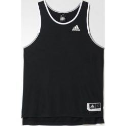 Adidas Koszulka męska Commander czarno-biała r. XL (AZ9553). Białe t-shirty męskie Adidas, m. Za 93,26 zł.