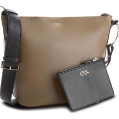 Torebka GUESS - HWVG70 96300 OLV. Zielone torebki klasyczne damskie Guess, ze skóry ekologicznej. Za 599,00 zł.