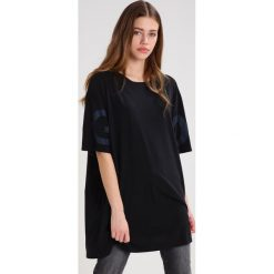 T-shirty damskie: Mads Nørgaard TALKA Tshirt z nadrukiem dark charcoal
