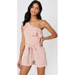 Bermudy damskie: Rut&Circle Szorty Ofelia – Pink