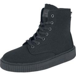 Demonia Sneeker - 201 Buty sportowe czarny. Czarne buty skate męskie Demonia, na sznurówki. Za 284,90 zł.