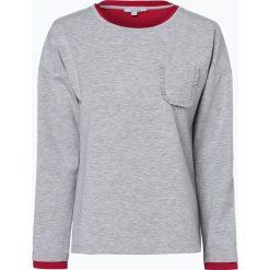 Bluzy damskie: comma casual identity - Damska bluza nierozpinana, szary
