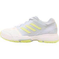 Adidas Performance BARRICADE CLUB Obuwie multicourt aerblue/sefrye/white. Brązowe buty sportowe damskie marki adidas Performance, z gumy. Za 379,00 zł.