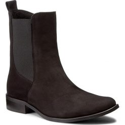 Botki SERGIO BARDI - Aliano FW127274817CS 401. Czarne buty zimowe damskie Sergio Bardi, z materiału. W wyprzedaży za 229,00 zł.