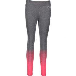 """Legginsy funkcyjne """"Fragment"""" w kolorze szaro-różowym. Czerwone legginsy we wzory Dare2b Women Fitness & Bike, z materiału. W wyprzedaży za 78,95 zł."""