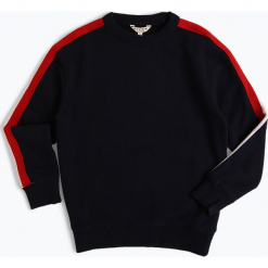 Review - Chłopięca bluza nierozpinana, niebieski. Niebieskie bluzy chłopięce rozpinane marki Review, w paski. Za 119,95 zł.