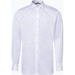Van Graaf - Koszula męska z wywijanymi mankietami, czarny. Niebieskie koszule męskie na spinki marki Van Graaf, m, z włoskim kołnierzykiem. Za 199,95 zł.