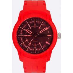 Diesel - Zegarek DZ1820. Czerwone zegarki damskie Diesel, szklane. Za 439,90 zł.