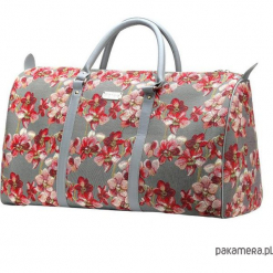 Gobelinowa torba podróżno-sportowa Orchid. Fioletowe torby podróżne marki Roxy. Za 199,00 zł.