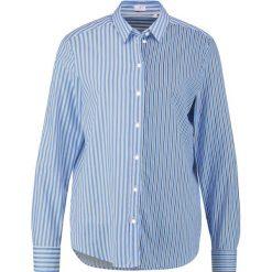 Koszule wiązane damskie: Seidensticker Koszula weiß/blau
