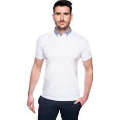 Koszulki polo: koszulka polo simeto1 biały 0001