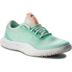 Buty adidas - CrazyTrain Lt W DA8951 Clemin/Clowhi/Cleora. Zielone buty do fitnessu damskie marki Adidas, z materiału. W wyprzedaży za 229,00 zł.