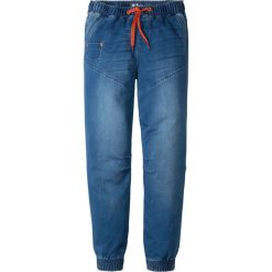 """Miękkie dżinsy bonprix niebieski """"stone"""". Niebieskie jeansy chłopięce marki bonprix. Za 79,99 zł."""