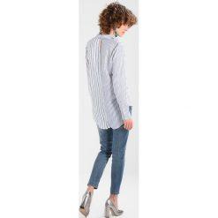 Koszule wiązane damskie: Springfield CAMISA MIX RAYAS Koszula white