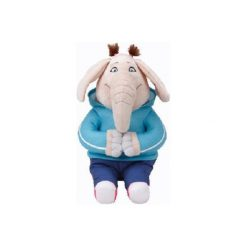 Maskotka TY INC Beanie Babies (41231)  Meena 15cm Sing. Szare przytulanki i maskotki marki TY INC. Za 29,99 zł.