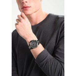 Fossil Q Q GRANT Zegarek schwarz/grau. Czarne zegarki męskie Fossil Q. Za 949,00 zł.