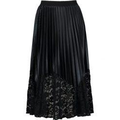 Spódniczki trapezowe: YAS ZONE Spódnica trapezowa black