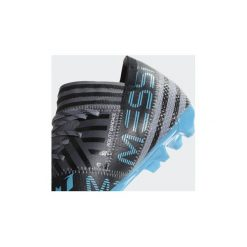 Trampki Dziecko  adidas  Buty Nemeziz Messi 17.1 FG. Czarne trampki chłopięce marki Adidas, z materiału. Za 549,00 zł.