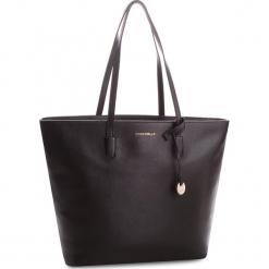 Torebka COCCINELLE - CF5 Clementine E1 CF5 11 03 01 Noir 001. Brązowe torebki klasyczne damskie marki Coccinelle, ze skóry. W wyprzedaży za 919,00 zł.