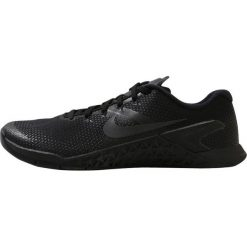 Nike Performance METCON 4 Obuwie treningowe black/hyper crimson. Czarne buty sportowe męskie marki Nike Performance, z materiału. Za 549,00 zł.