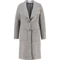 Płaszcze damskie pastelowe: Betty & Co Płaszcz wełniany /Płaszcz klasyczny dark silver melange