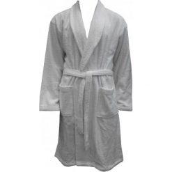 Szlafroki kimona damskie: Greno Cortina Szlafrok Biały Rozm. L