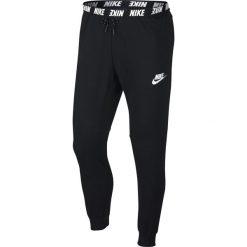 Spodnie męskie: Spodnie Nike NSW Advance 15 Jogger Fleece (861746-010)