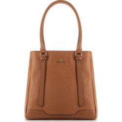 Torebka damska 83-4E-431-5. Brązowe torebki klasyczne damskie marki Wittchen, duże. Za 449,00 zł.