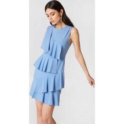 Sukienki hiszpanki: 2NDDAY Sukienka Danger – Blue