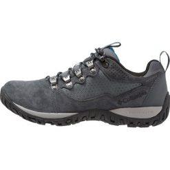 Columbia PEAKFREAK VENTURE WP LOW Obuwie hikingowe grey. Szare buty skate męskie Columbia, z gumy, outdoorowe. Za 499,00 zł.