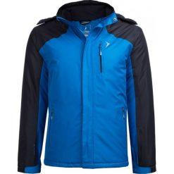 Kurtka narciarska męska KUMN602 - ciemny granat - Outhorn. Brązowe kurtki męskie pikowane Outhorn, m, narciarskie. Za 299,99 zł.