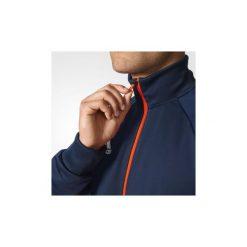 Bluzy dresowe adidas  Bluza Tiro 17 Training Jacket. Niebieskie bejsbolówki męskie Adidas, l, z dresówki. Za 169,00 zł.