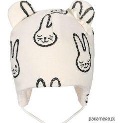 Odzież dziecięca: Komplet Gala czapeczka z szaliczkiem
