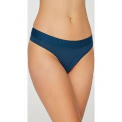 Calvin Klein Underwear - Figi. Brązowe figi Calvin Klein Underwear, l, z bawełny. Za 99,90 zł.