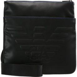 Emporio Armani PIATTINA GRANDE Torba na ramię black. Czarne torby na ramię męskie Emporio Armani, na ramię, małe. Za 629,00 zł.
