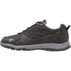 Jack Wolfskin ACTIVATE TEXAPORE LOW Obuwie hikingowe black. Czarne buty sportowe damskie Jack Wolfskin. Za 419,00 zł.