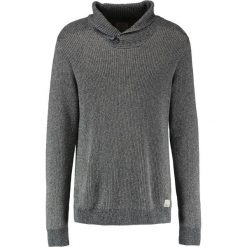 Swetry męskie: Jack & Jones JJVGLENN SHAWL NECK Sweter light grey
