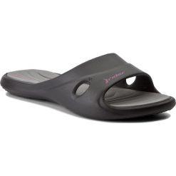 Klapki RIDER - Slide Feet VII Fem 81907 Black/Grey 23404. Klapki damskie marki Rider, z tworzywa sztucznego. Za 75,00 zł.