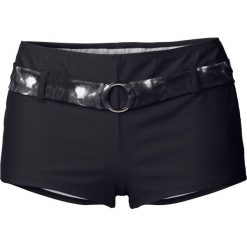 Szorty bikini bonprix czarny. Czarne bikini bonprix. Za 59,99 zł.