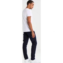 Tiger of Sweden Jeans PISTOLERO Jeansy Straight Leg midnight blue. Niebieskie jeansy męskie marki Tiger of Sweden Jeans. W wyprzedaży za 377,30 zł.