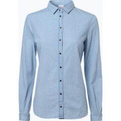 Koszule jeansowe damskie: BOSS Casual - Damska koszula jeansowa – Emali, niebieski