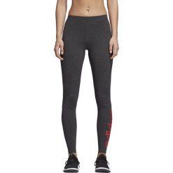 Spodnie damskie: Adidas Legginsy damskie Essentials Tight CF8869 szare r. S