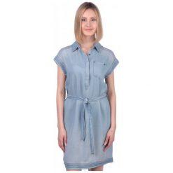 Odzież damska: Mustang Sukienka Damska 38 Niebieski